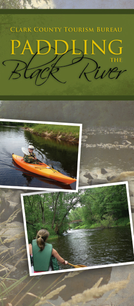 Paddling the Black River